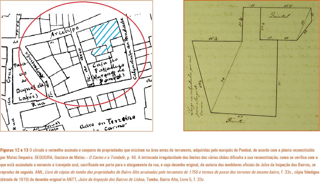 dca263057 Para reunir os capitais necessários para esta operação imobiliária de  monta, o marquês conseguiu autorização, através das indispensáveis  provisões régias, ...