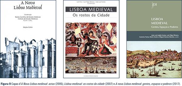 Lisboa medieval: um tema de investigação no Instituto de