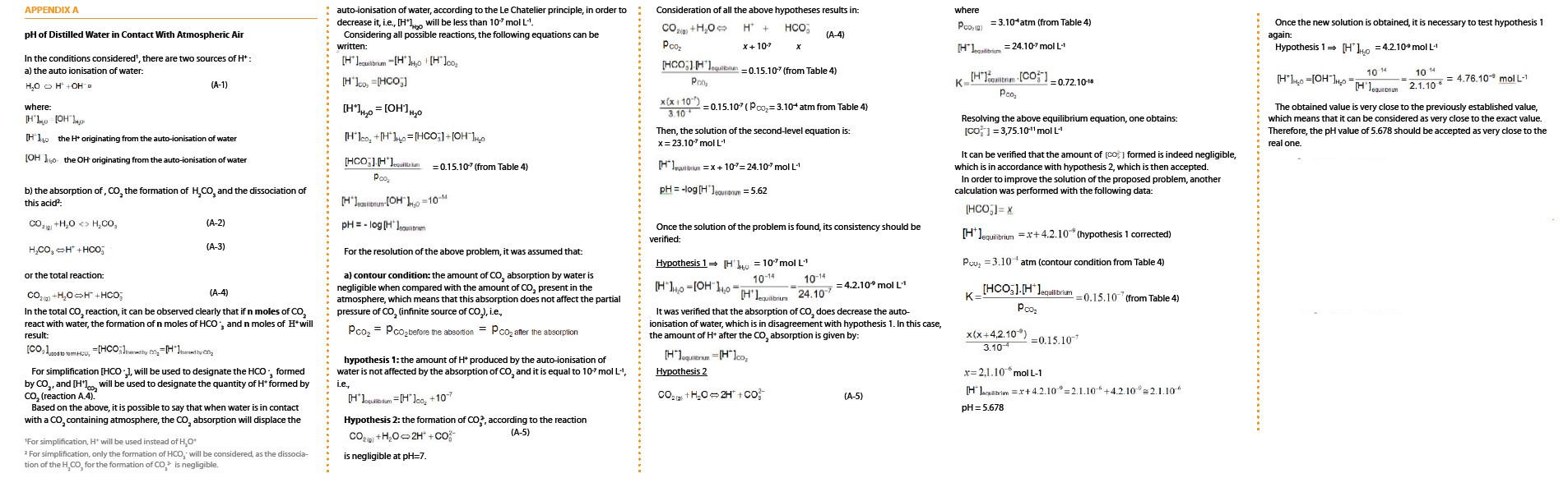 chemical equilibrium le chatelier principle essay We say that chemical equilibrium  when we stress the equilibrium, the chemical  the formal statement is called le chatelier's principle if an equilibrium.